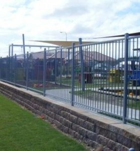 TENNIS COURT & POOL FENCING